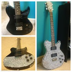 DIY Guitar Art Pictures, Photos, and Images for Facebook, Tumblr, Pinterest, and Twitter