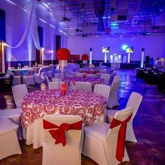 Masaryk Event Center, el espacio perfecto para la celebracion de tu recepcion de boda, quinceañera, graduacion o prom, aniversario o cualquier otro evento familiar en la ciudad de Garland TX.