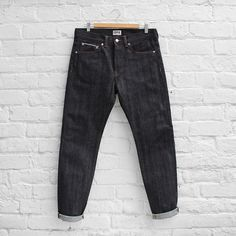 Edwin ED-80 - Red Listed Selvage Denim