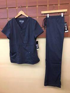 88a23531a8a NEW Grey's Anatomy Gray Solid Scrubs Set With XL Top & XL Tall Pants NWT  #fashion #clothing #shoes #accessories #uniformsworkclothing #scrubs (ebay  link)