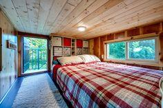 The Basecamp - Backcountry Tiny Homes - Bedroom - Humble Homes
