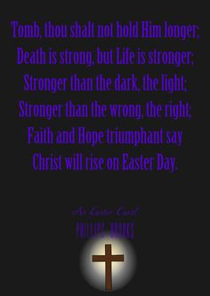 short easter poems for church - Google Search
