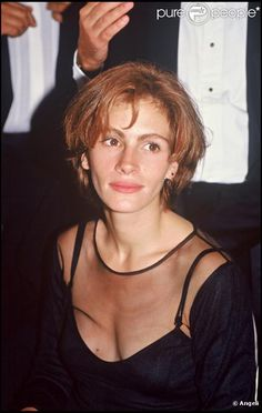 Loved Julia's short haircut!