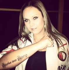 Feyenoord chick <3
