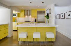 Midcentury Kitchen By Alisa Block Architect Design