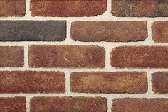 760 Red Brick - For details and additional information on purchasing #brick products from Valley City Supply, please contact us at 330-483-3400 or visit our website at ValleyCitySupply.com #bricksiding #brickexterior #belden