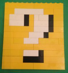 Lego Mario's Question Block