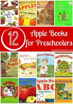 A is for Apple Books for Preschoolers