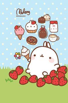 Kawaii Molang! http://sweetbox.storenvy.com