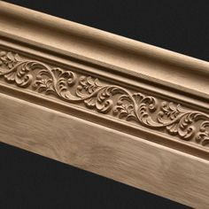 Wooden baseboards for classic style interiors. We take individual orders of exclusive wooden baseboards to be performed on the basis of supplied models, drawings or photos. Single Door Design, Front Door Design Wood, Wooden Door Design, Wood Front Doors, Wooden Doors, Wooden Skirting Board, Skirting Boards, Baseboard Molding, Baseboards