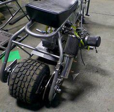 Custom Baja Mini Bike Project 212cc Youtube Baja Motorsports