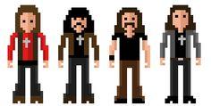 Black Sabbath. #9, 10, 11 and 12.