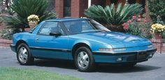 1990 Buick Reatta. Love this semi-unusual car.