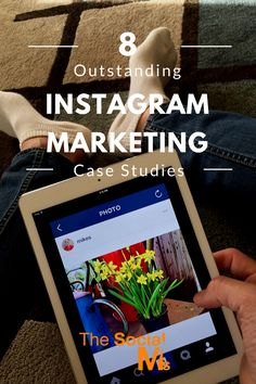 There are many different ways to use Instagram marketing – for more personal accounts and brands and businesses. Learn from these great examples.