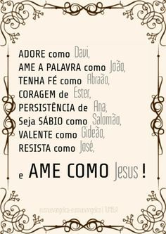 ❤️Referências … God Jesus, Jesus Christ, Jesus Freak, More Than Words, God Is Good, Word Of God, Gods Love, Sentences, Love You