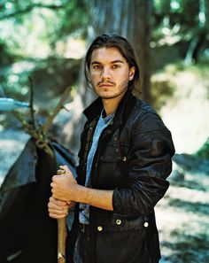 emile hirsch... picking up where River Phoenix sadly left off.