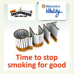Stop smoking with Smokenders