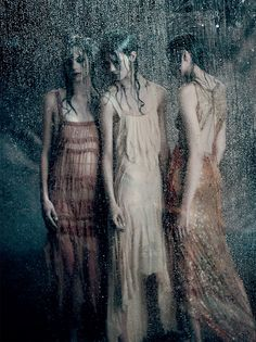 Julie Hoomans | Vogue Italia May 2016 (Photography: Paolo Roversi)