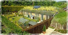 Earthship Homes: Off-Grid Living in Earthships