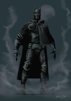 Victorian Era Batman // By: Craig Bruyn