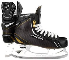 Red Size EU 42 *NEU* Nijdam Schlittschuhe Ice Hockey Skate Rental