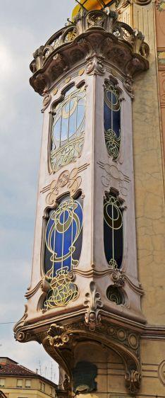 60+ Amazing Art Nouveau Architecture You Have To Know | Mitica La Fleur