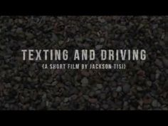 Jackson Schools Program 2014: Videos Contest Winners - 2nd Place  Texting and Driving: