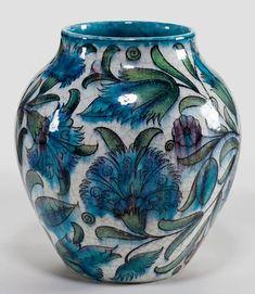 De Morgan - Ceramic vase