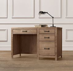 Kenwood Desk | Desks & Vanities | Restoration Hardware Baby & Child