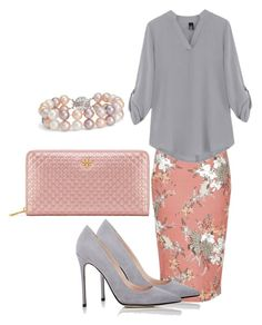 """""""Untitled #77"""" by kimchi28 on Polyvore featuring River Island, Blue Nile, Barneys New York and Tory Burch"""