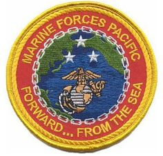 FMF Pacific U.S. Marine Corps Forces, Pacific