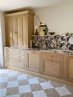 70s Kitchen, Kitchen Redo, Kitchen Remodel, Kitchen Design, Kitchen Ideas, French Kitchen, Neptune Kitchen, Purple Marble, Thing 1