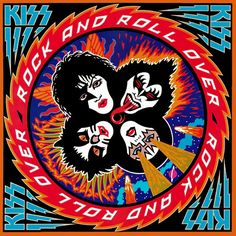 kiss - rock and roll over [1977]. i just turned it down mom, i swear! the art of music