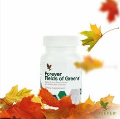 A simple solution to convenience eating! Forever Fields of Green help maintain a healthy #circulation and #digestion