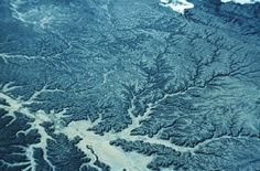 This is an example of a dendritic Pattern.  It starts from smaller streams to larger streams.