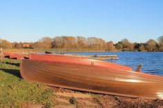 Boats parked up for Autumn