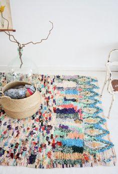 I want a Moroccan rug