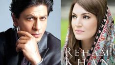 Shah Rukh Khan a rare man Reham Khan in autobiography