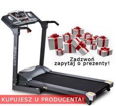 Bieżnia z gwarancją najlepszej oferty na rynku i prezent przy zakupie?   Tak, wystarczy jeden telefon pod (+48) 668 166 000 lub na:  http://www.abcfitness.pl/bieznie/bieznia-treningowa-sg2100t-sapphire/