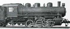 (Class B28s).  Pennsylvania R.R..  0-6-0  switcher.