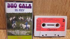 DÚO GALA Y SUS MARIACHIS. EL REY. MC / OLYMPO - 1973 / CALIDAD LUJO.