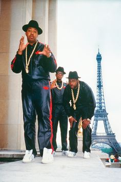 RIP Jam Master Jay. Photo by Ricky Powell
