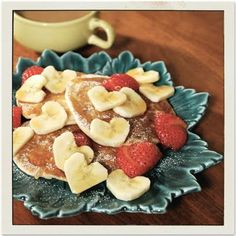 Heart Shaped Bananas by moopshop #Bananas #Heart_Bananas #moopshop