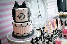 """Photo 1 of 15: Paris Party / Birthday """"Marissa's Paris Pamper Party"""" 