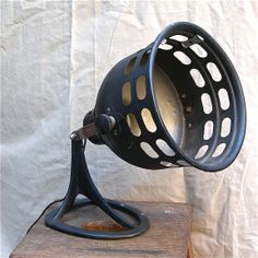 Industrial Table Lamp | cityFoundry