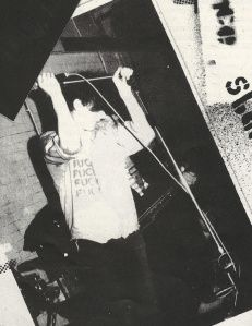 The Jesus and Mary Chain- Jim Reid, Everything Counts fanzine, 1984