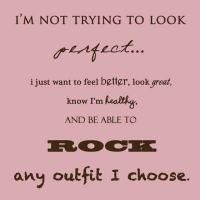 So true!  Beauty and confidence for real women!