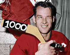 Today in 1980, Gordie Howe completes a record 26th season.