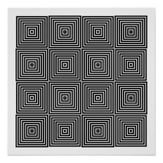 Made with Op Art rules in mind.