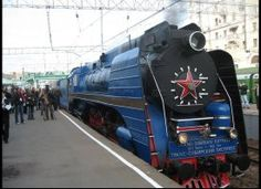 Golden Eagle Trans-Siberian Express, Moscow to Vladivostok, Russia